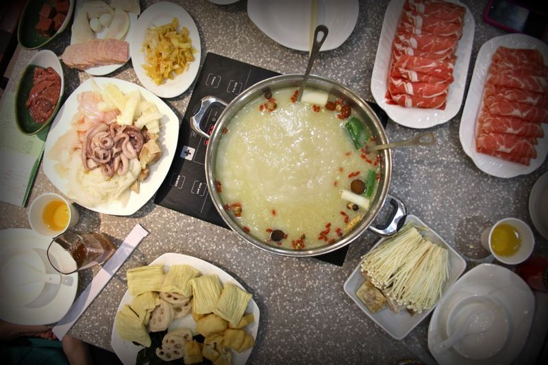 Mongolian Little Sheep Hot Pot