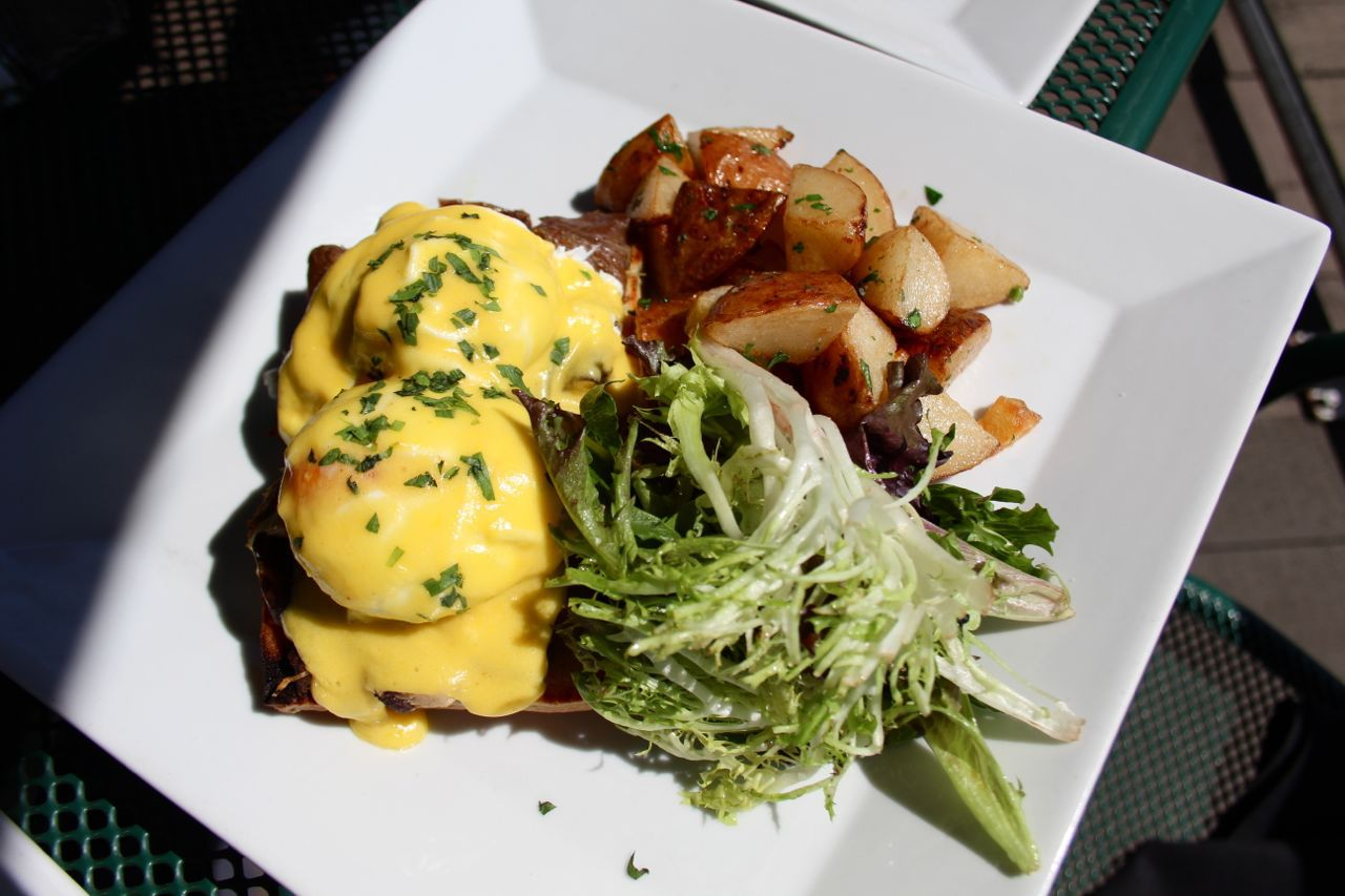 farmers benny at Pier 73