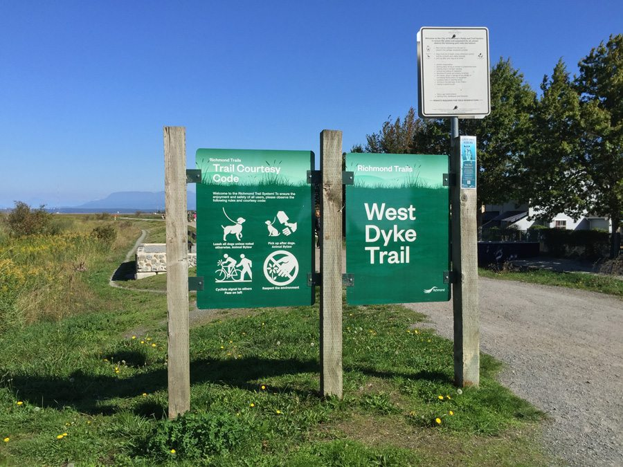 West Dyke Trail