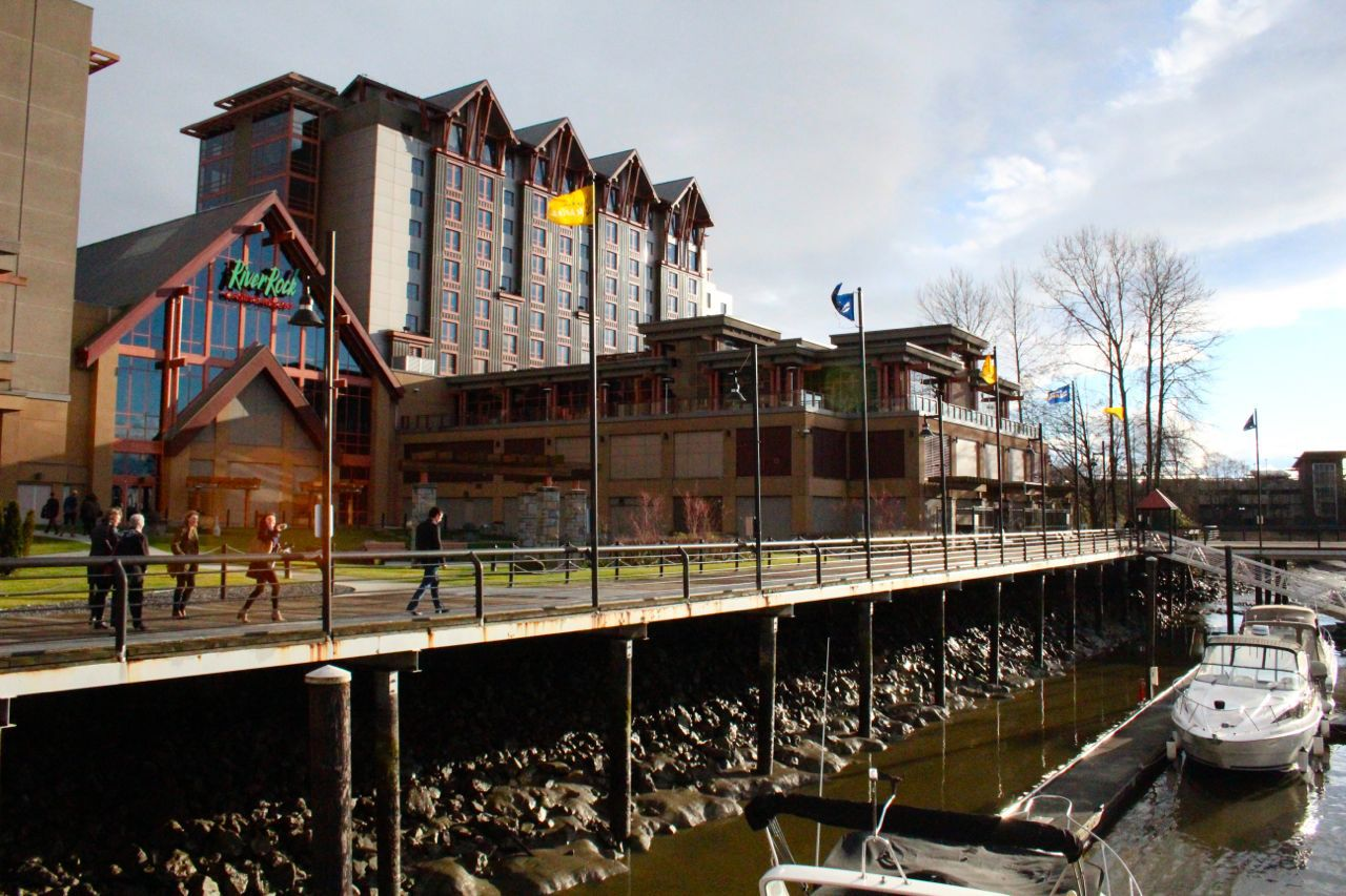 The River Rock Casino and Resort