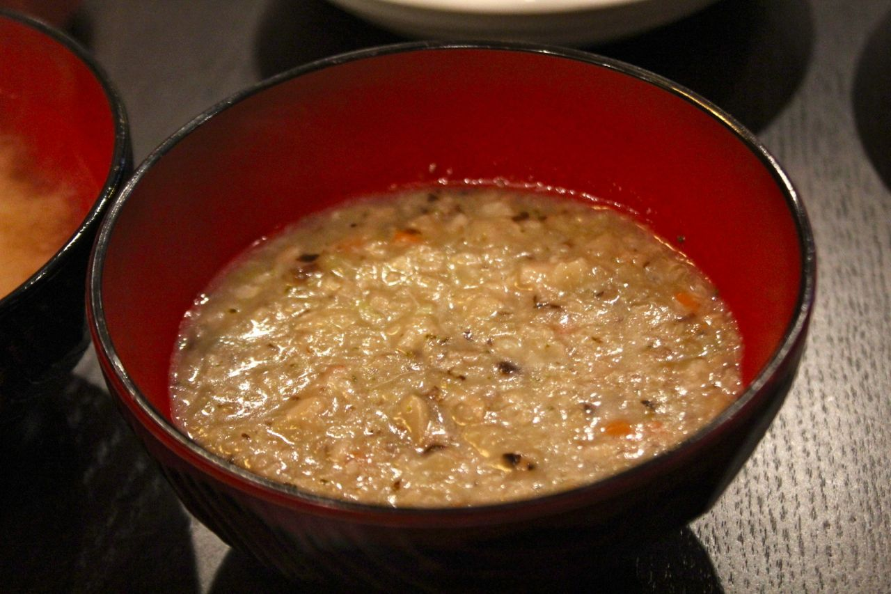 traditional Korean rice stew