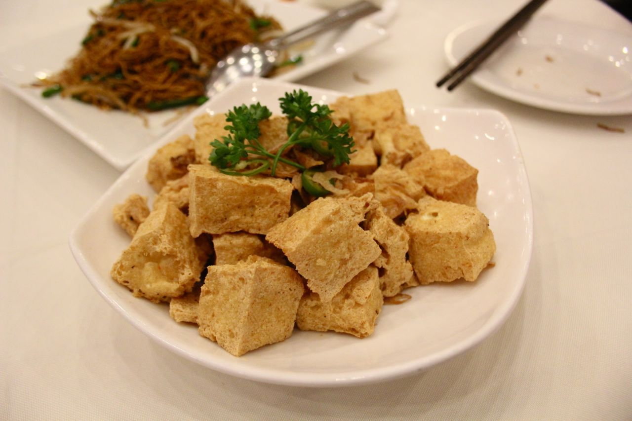 deep-fried bean curd