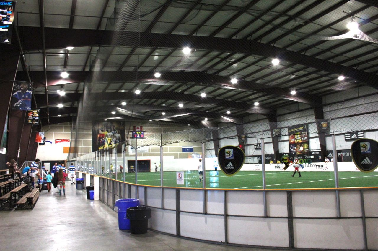 Sportstown Soccer Arena indoor