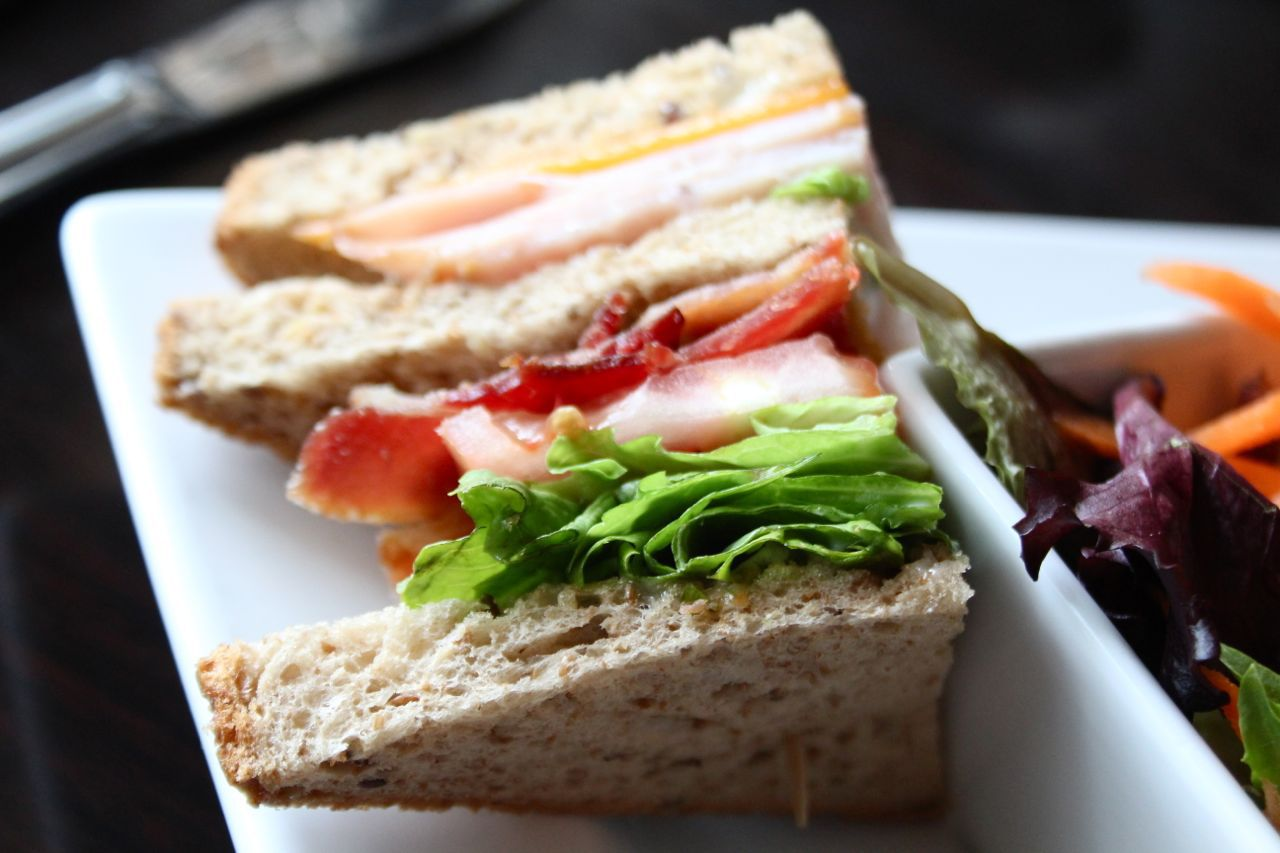 clubhouse sandwich