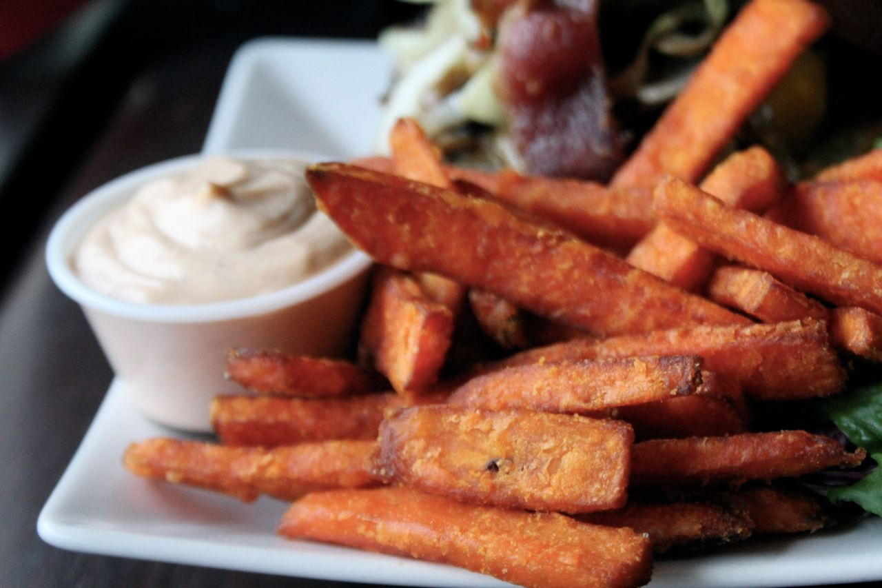 Sportstown Tavern yam fries