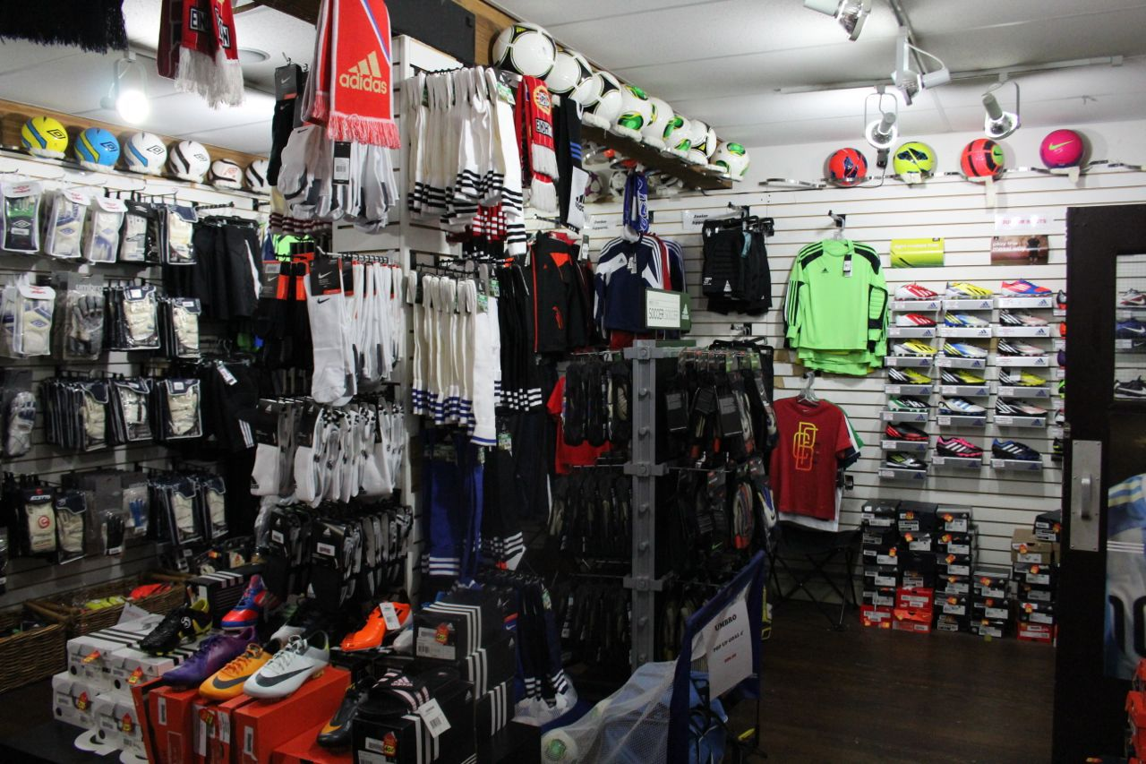 Sportstown sports shop