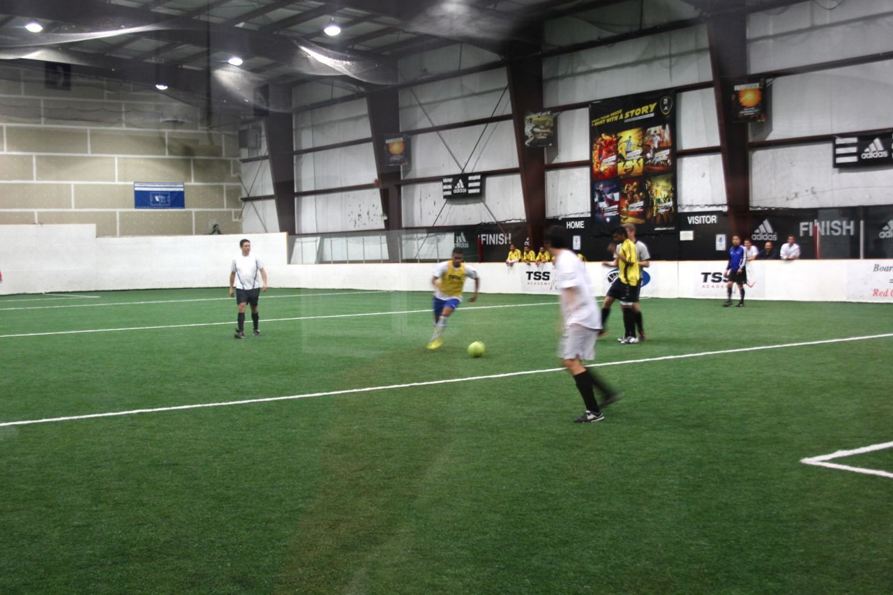 Sportstown indoor soccer field