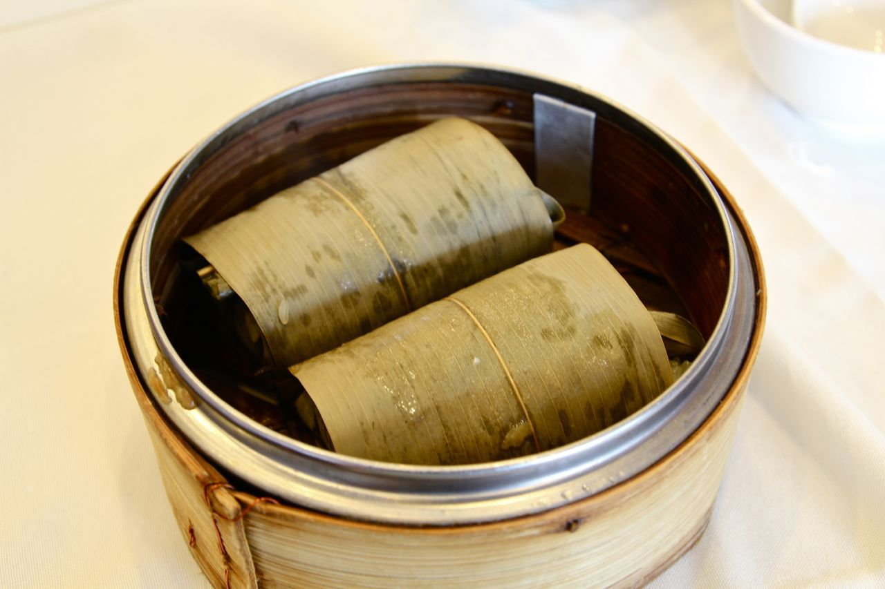 sticky rice wraps