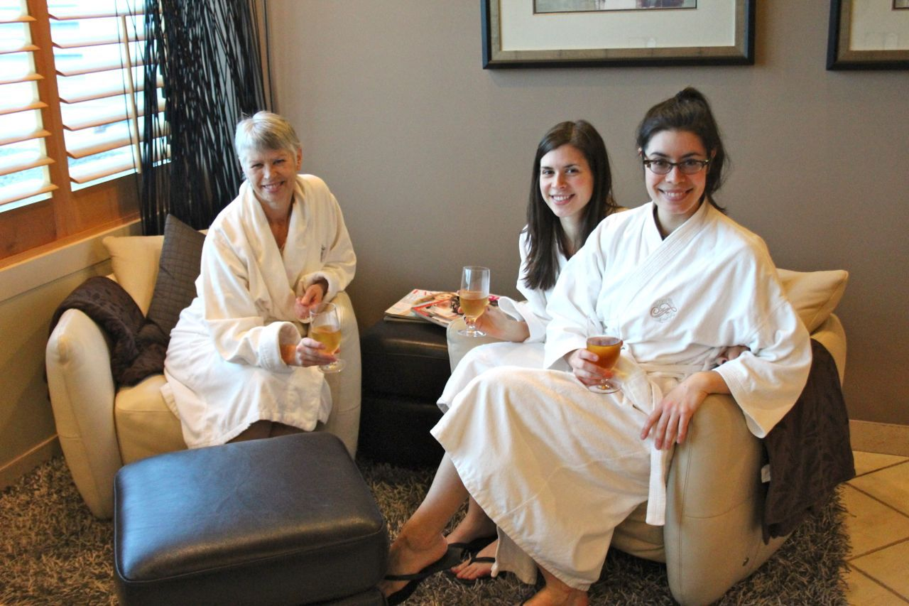 Absolute Spa at the Fairmont YVR