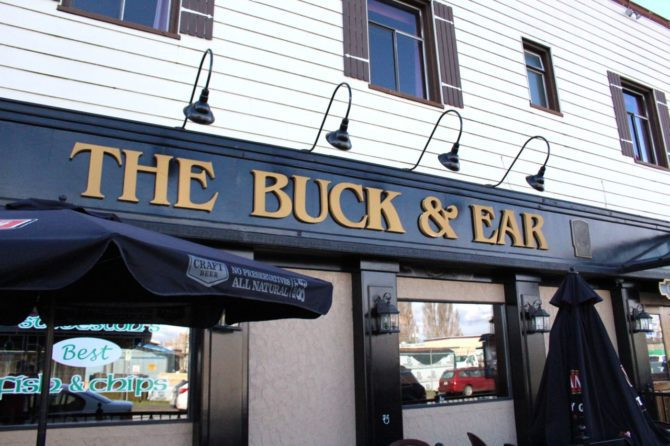 The Buck and Ear, Steveston