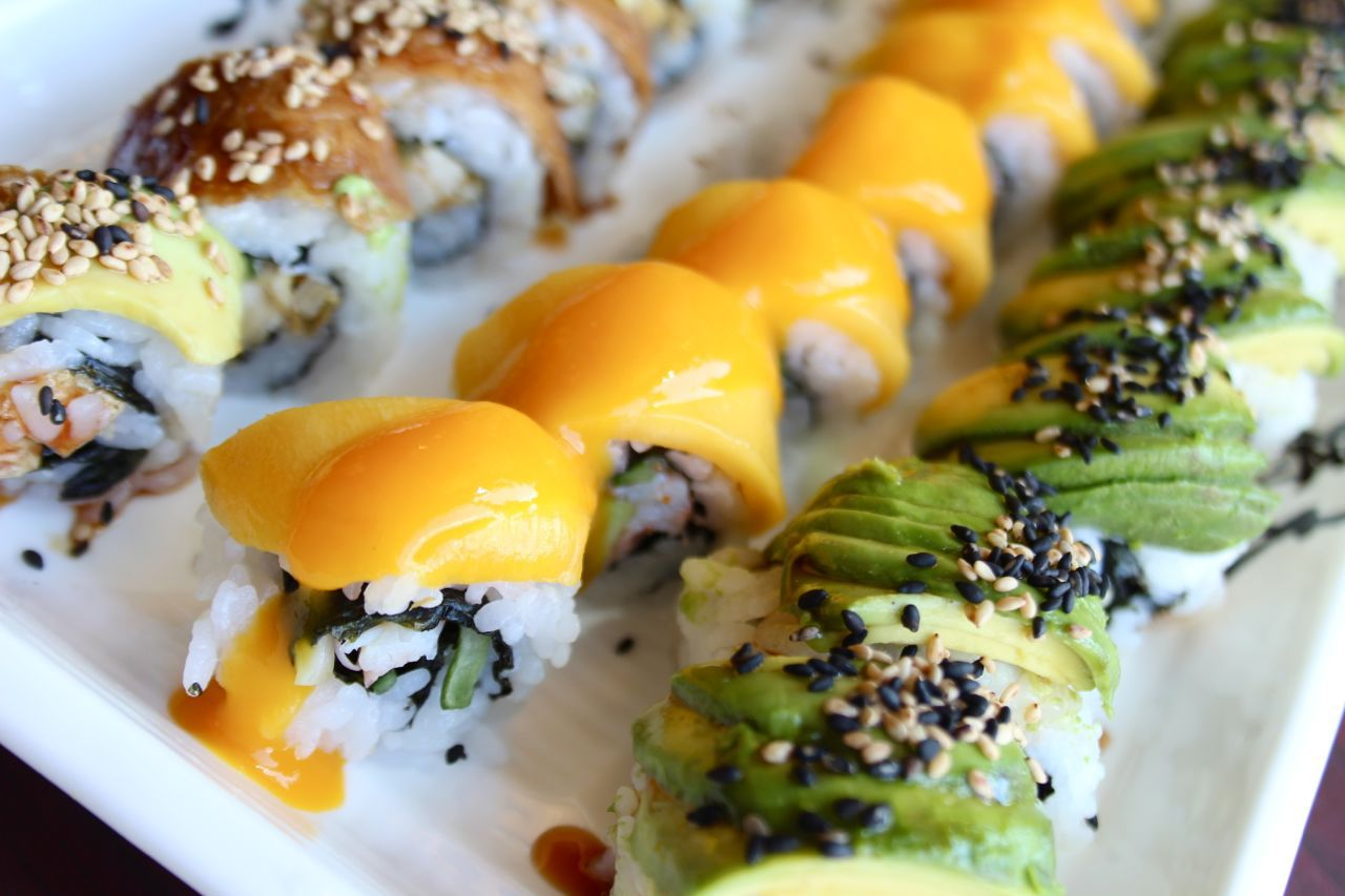 Original Mango Roll
