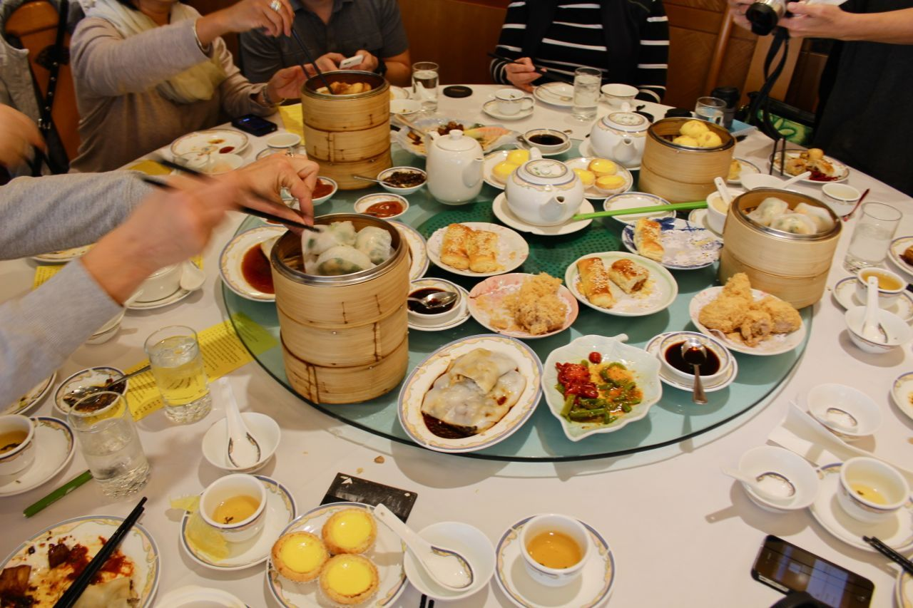 Fisherman's Terrace dim sum