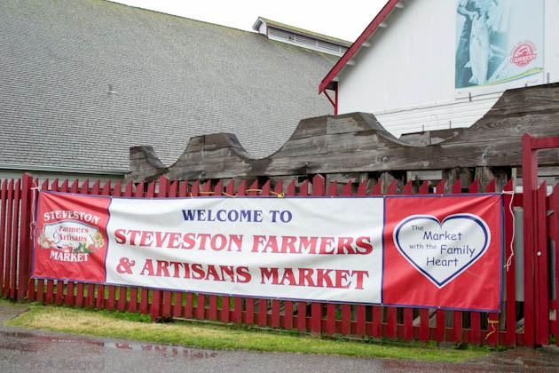 Welcome to Steveston Farmers & Artisan Market - web