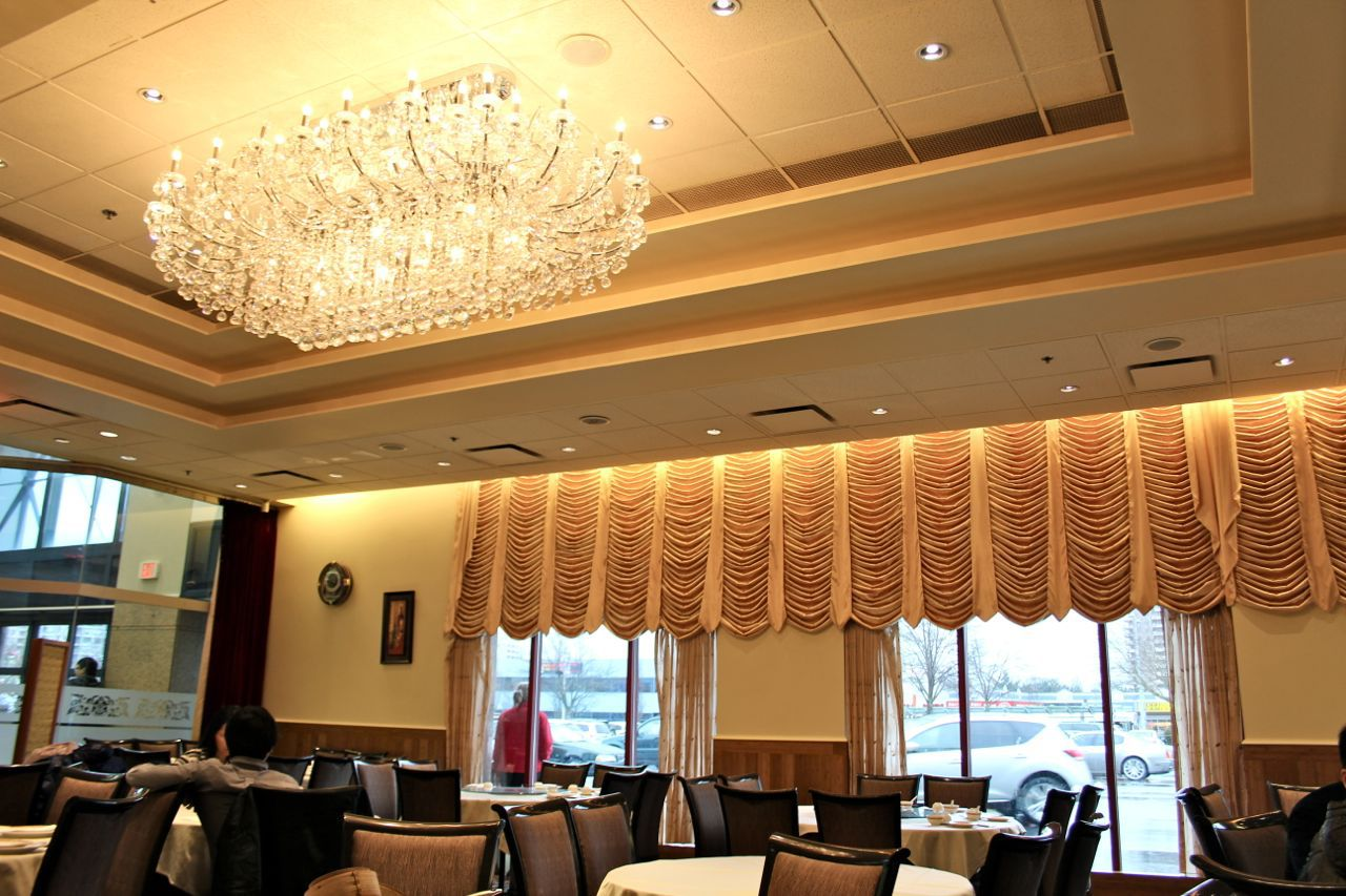 Shi-Art Chinese Cuisine interior