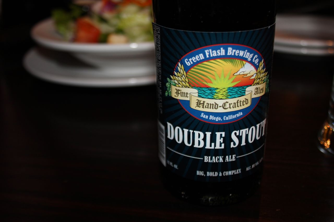 Green Flash Brewing Double Stout
