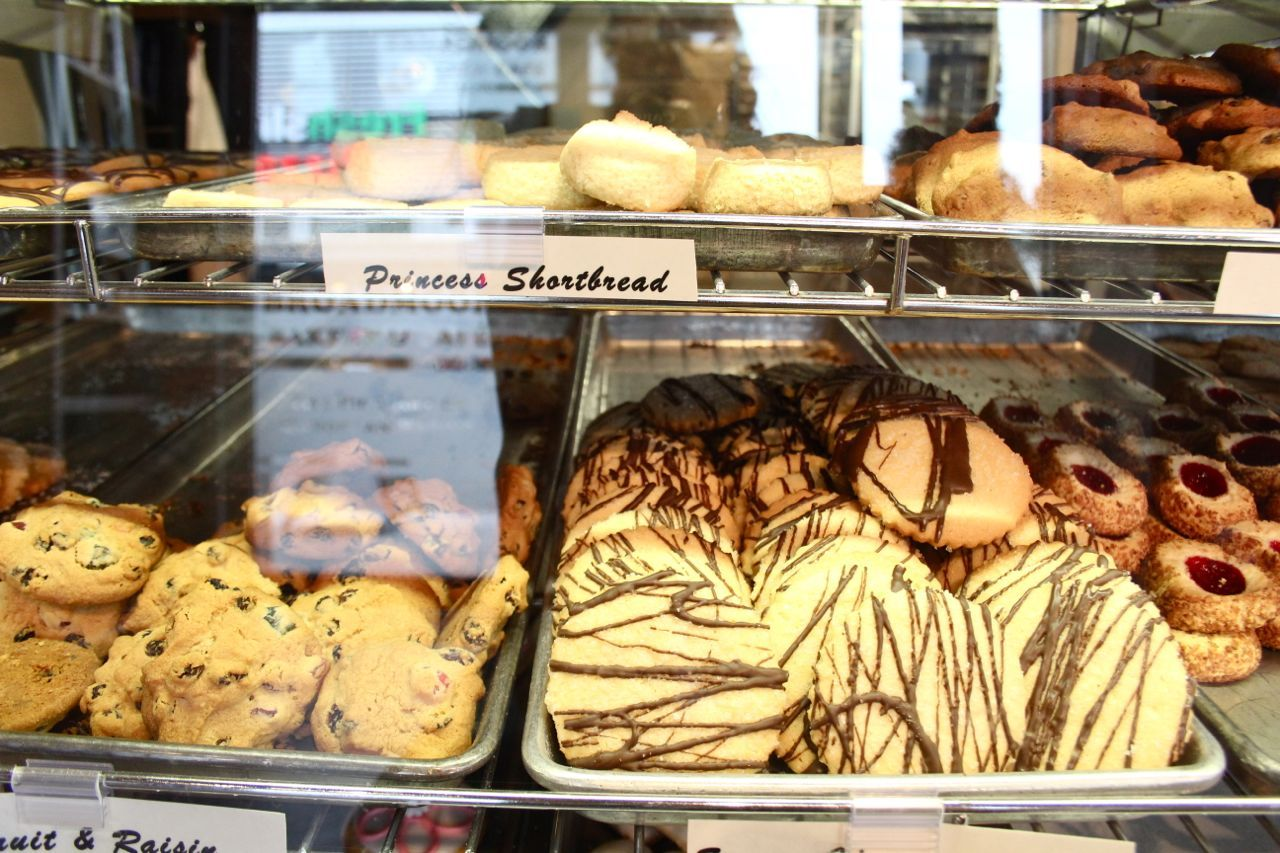 Broadmoor Bakery cookies