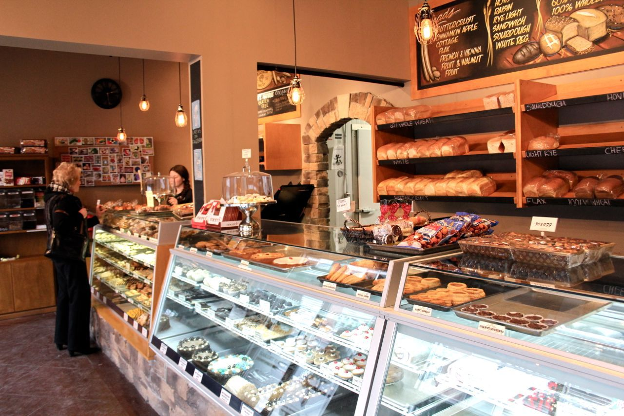 interior of Broadmoor Bakery