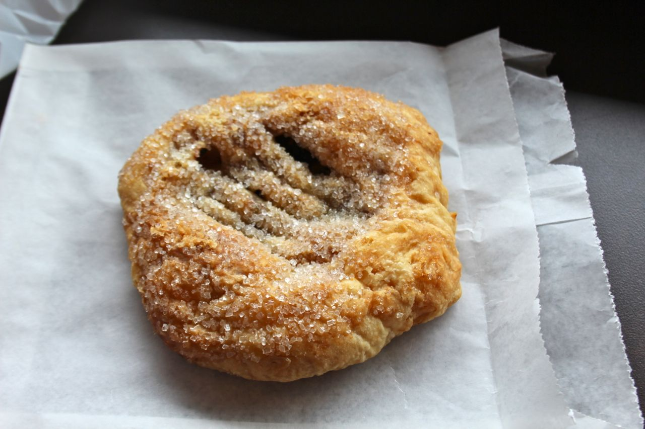 Eccles cake from Broadmoor Bakery