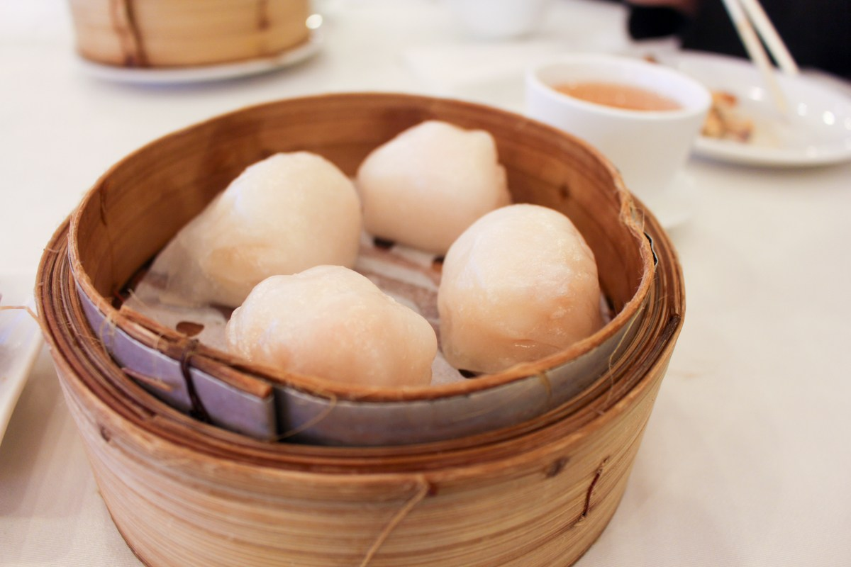 Har Gow from Empire Seafood Restaurant.