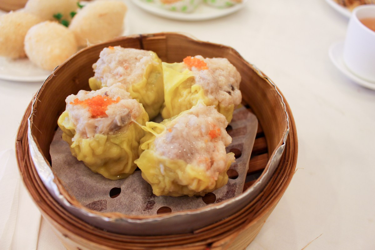 Siu Mai from Empire Seafood Restaurant