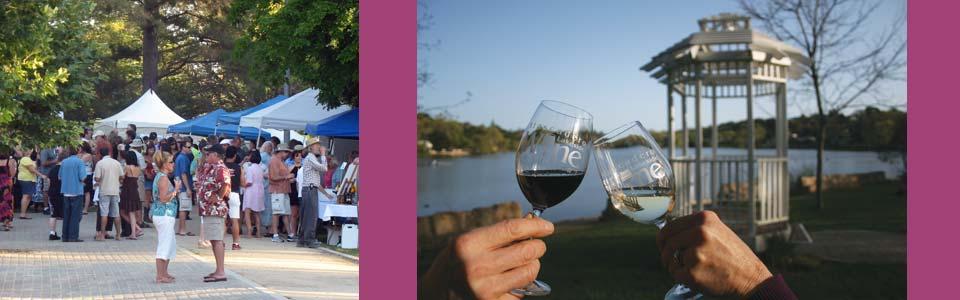 atascadero lakeside wine fest