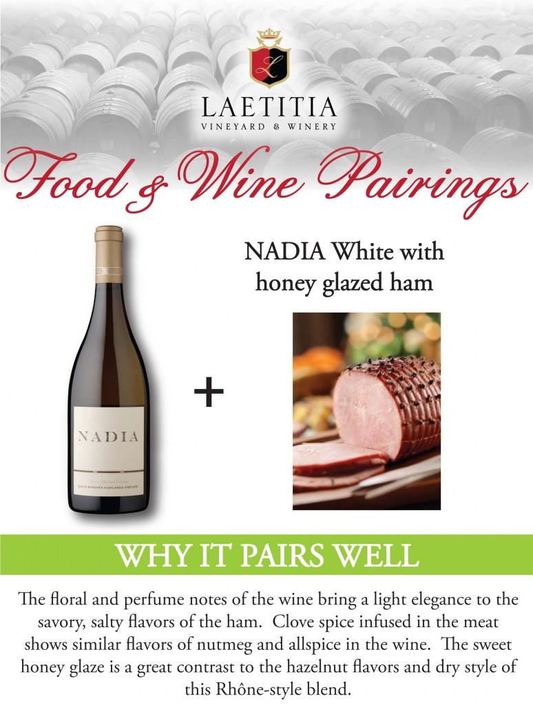 Laetitia Vineyard & Winery Fall Food & Wine Pairing