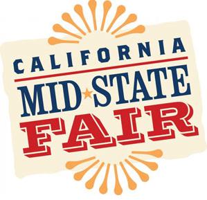 Mid State Fair Logo