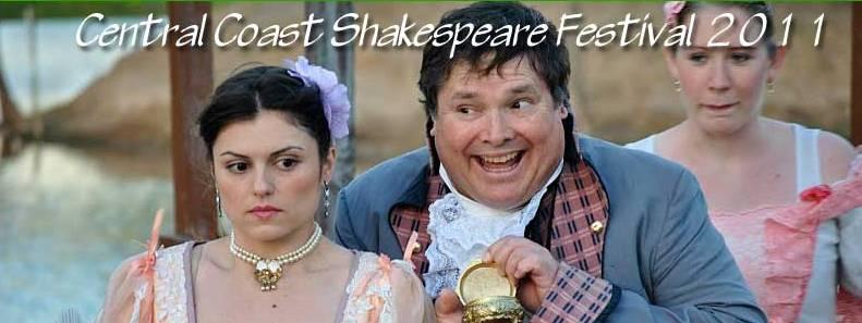 central coast shakespeare festival