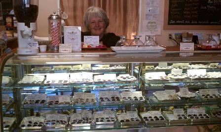 Sweet Earth Chocolates, San Luis Obispo