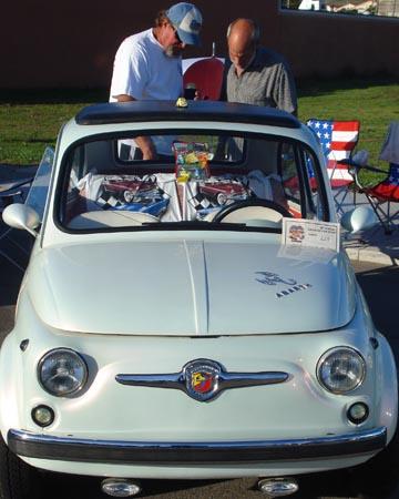 Tiny Fat at Cayucos Car Show