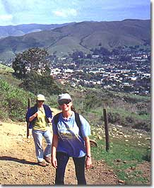 Hiking in San Luis Obispo County