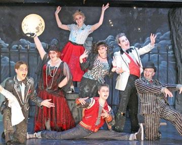 Zomie Vaudeville Cast