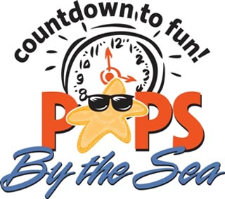 Pops by the Sea Concert - Countdown to Fun