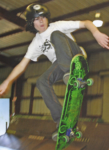 Atascadero_Skateboarder