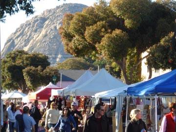 Morro Bay Merchant Street Faire