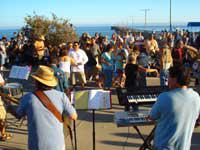 Avila Beach Concert and Pier