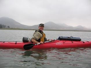 Kayacking Morro Bay