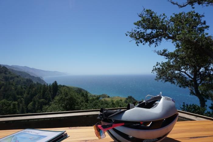 Scenic Bike View