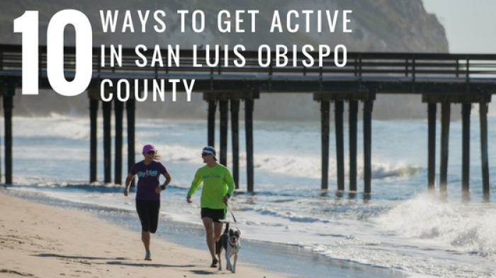10 Ways to Get Active in San Luis Obispo County