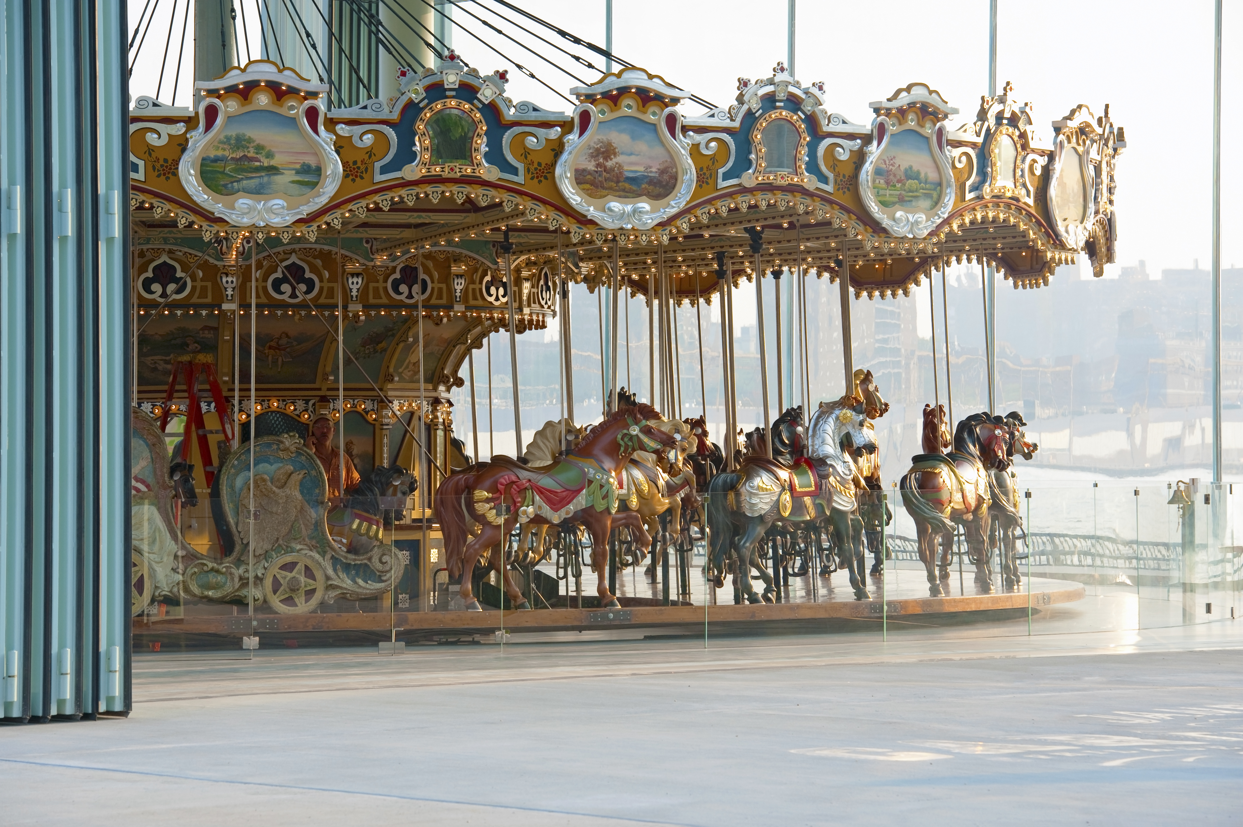 Central Park Zoo Carousel - Best Zoo Image 2018