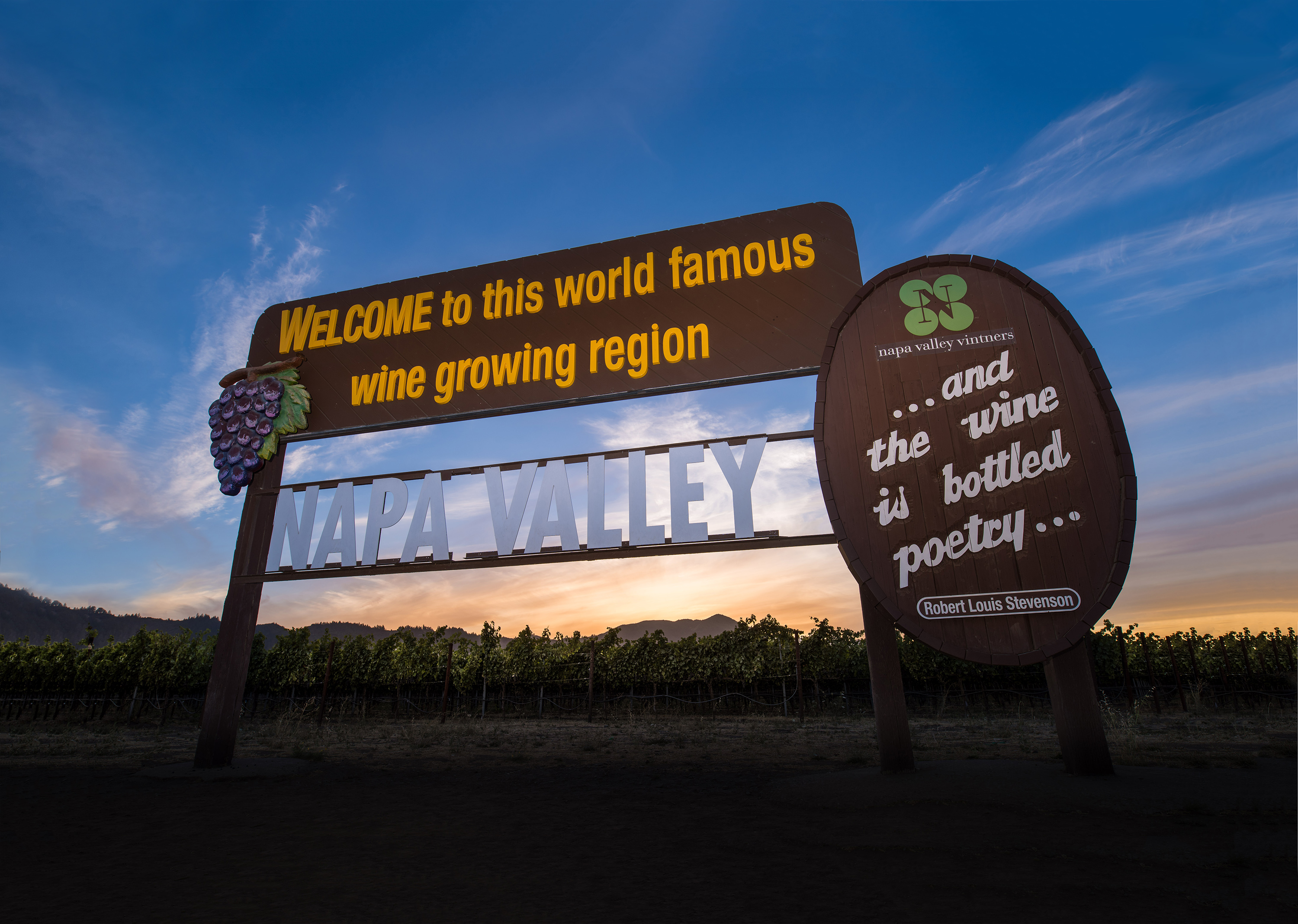 Getting To The Napa Valley Airports Transportation