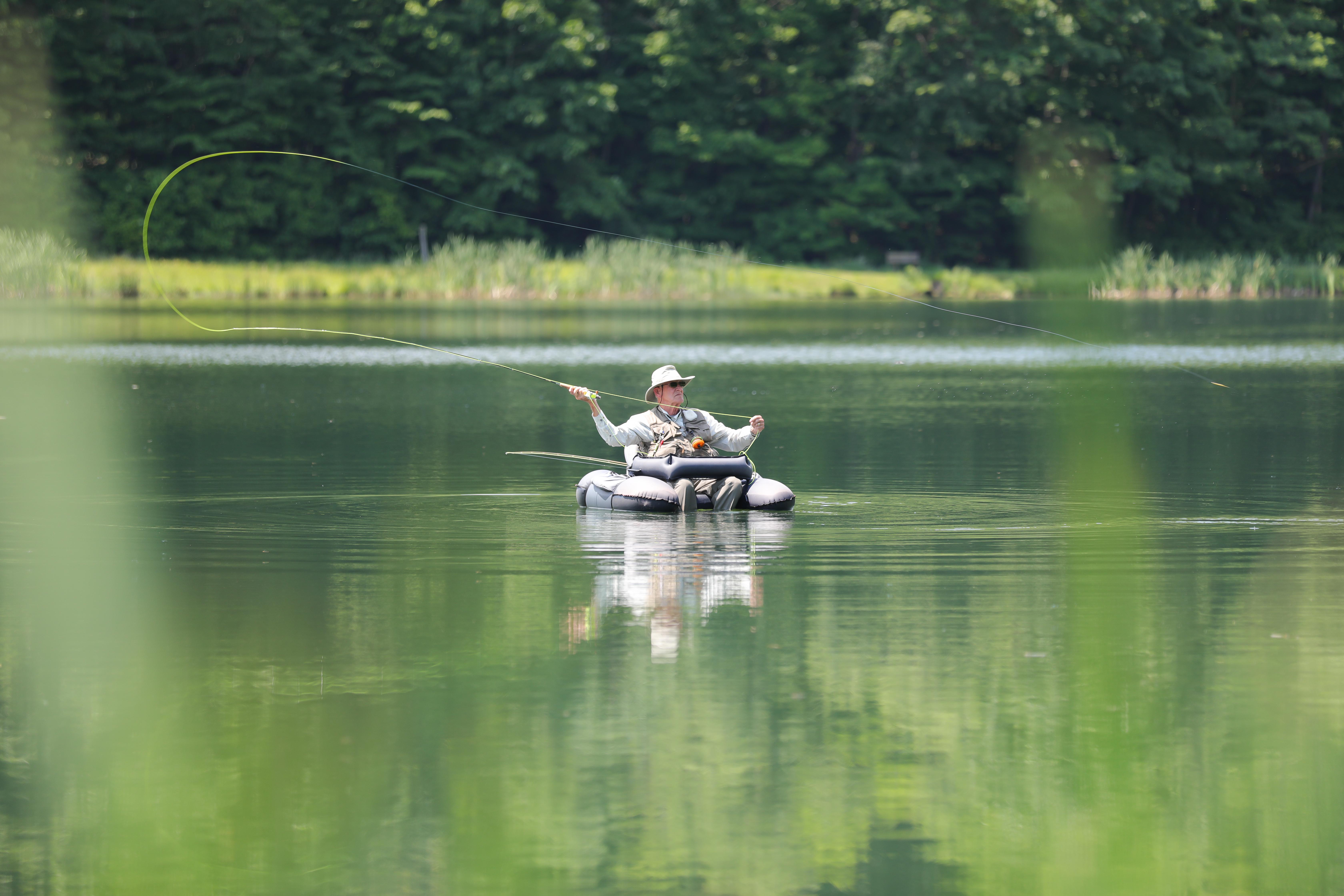 Laurel Highlands Fishing Information | Trout Fishing