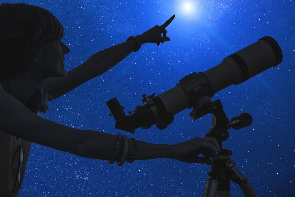 Blog - Chesapeake Night Sky