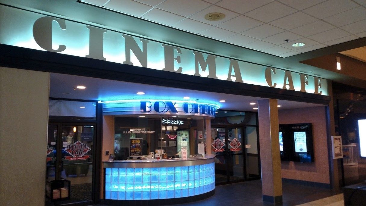 Blog - Cinema Cafe