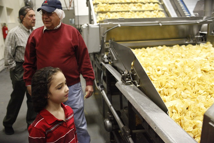 York County is famous for its snack food. See how your favorite potato chips and more are made during the annual Made in America Tours Event.