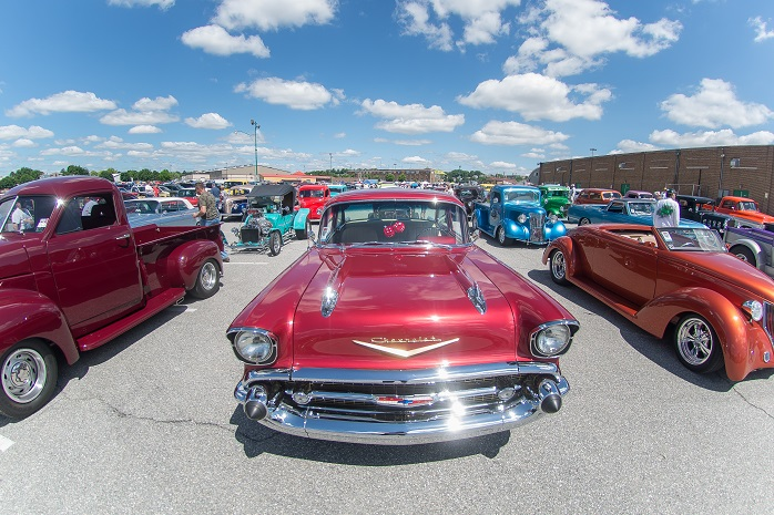 Car enthusiasts won't want to miss the thousands of street rods, and classic cars and trucks that come to town in June.