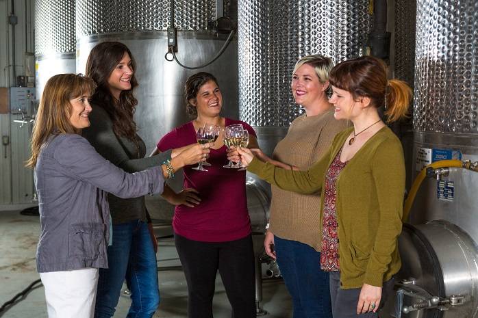 Get everyone together for a wine-tasting experience on the Mason-Dixon Wine Trail. Tour de Tanks is coming up this March!