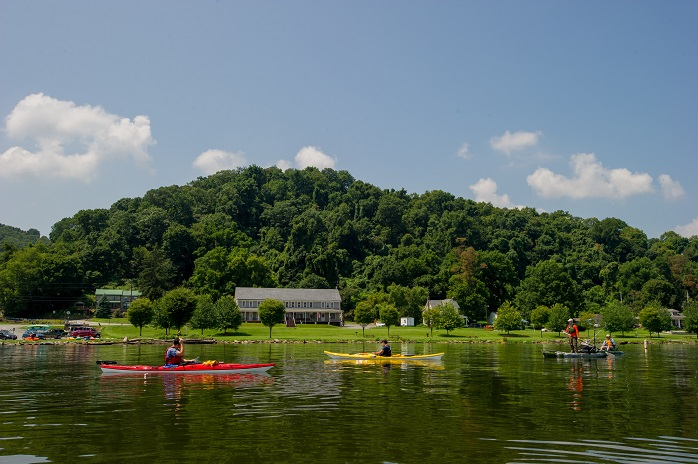 Hop into a kayak and paddle your way across the Susquehanna Riverlands.