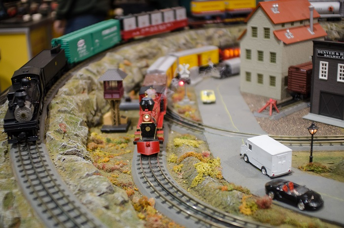 If you've never attended the Eastern Division TCA's toy train show in York, come see it as a guest.