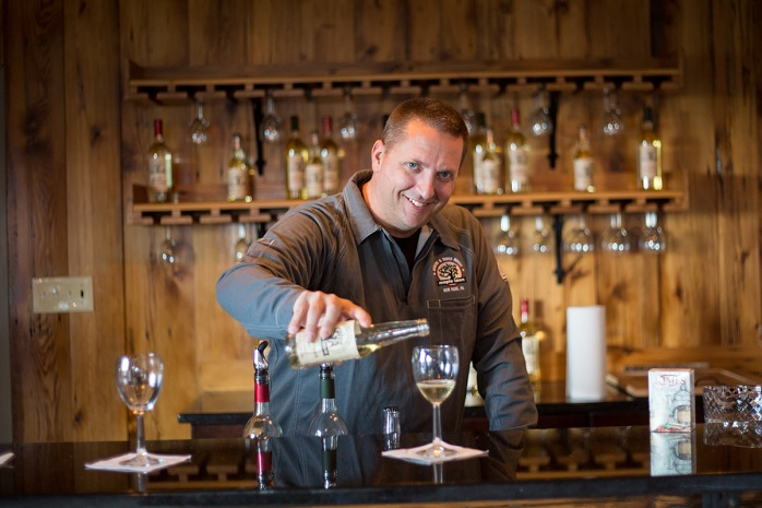 Maple Lawn Winery is one of four new locations participating in Wine Just Off The Vine.